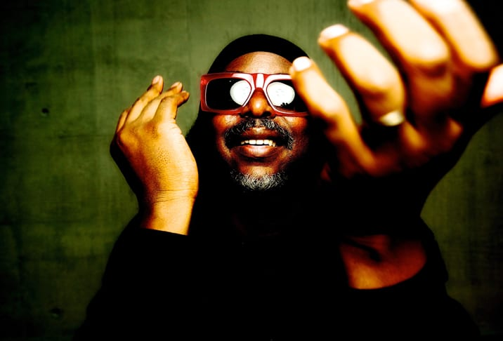 Courtney Pine Jazz Sax Shoreham Ropetackle