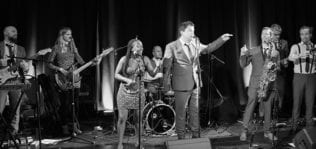 South Coast Soul Revue Funk Shoreham Ropetackle