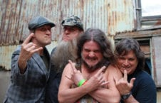 Hayseed Dixie Rockgrass Rock Hillbilly USA AC DC Shoreham Ropetackle
